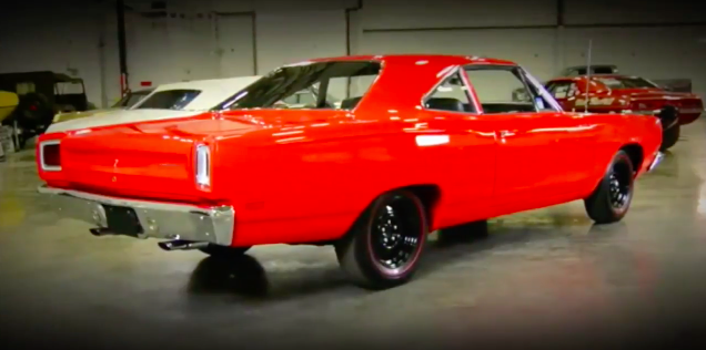 Muscle Car of the Week: 1969 Plymouth Road Runner A12 446 [Video]