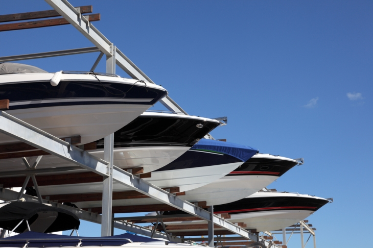 Storing a Boat? Here are Your Options