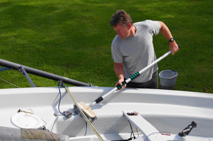 Top 5 Boat Cleaning Tips