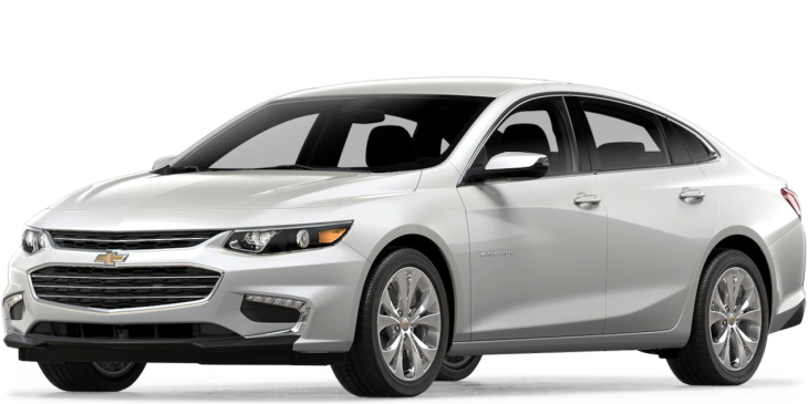 Chevrolet Malibu - Best Family Sedans
