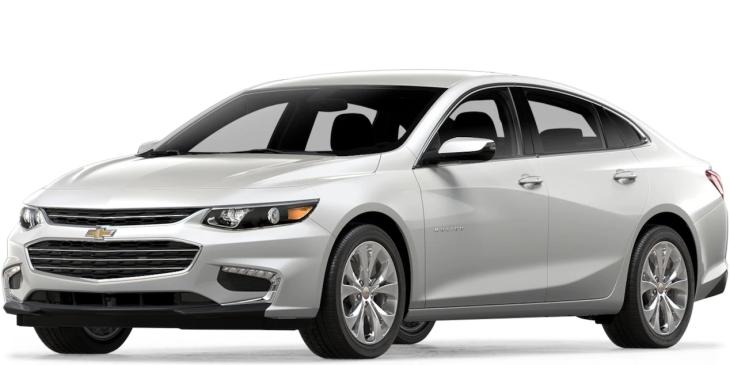 Chevrolet Malibu - Best Family Sedans
