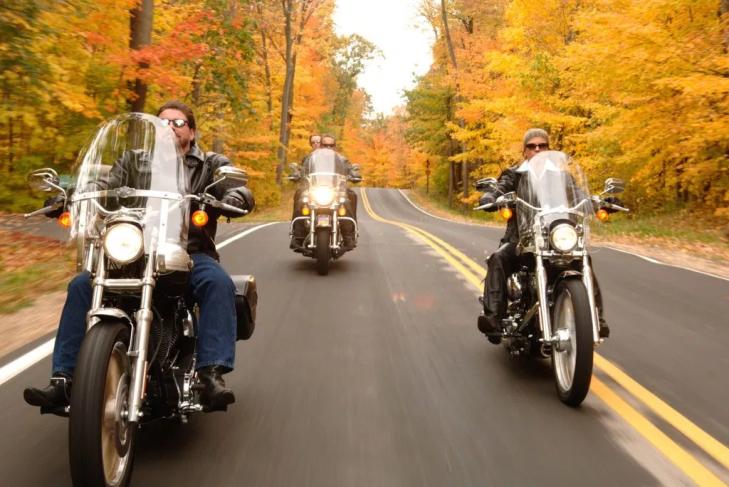Fall Motorcycle Fun Tips
